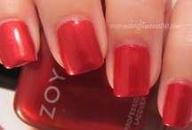 Zoya Nail Polish / http://www.midnightmanicures.com/. / by Midnight Manicures