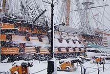 Historické plachetnice