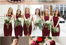 Marsala Wedding Inspiration / We're loving the Pantone color of the year, Marsala! This hue is especially perfect for Fall. / by Beau-coup