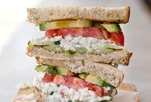 Sandwiches, Melts & Burgers