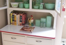 My friend Amy's dream kitchen / by Janet Cates