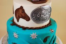 Gâteaux cheval