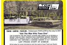 Tow Low / Hi Lo Vintage Campers