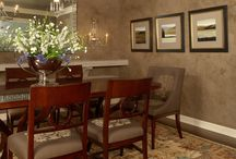 Dining Rooms / by Charity Lewis-Vocker