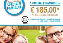 Speciale Famiglia / Arte Ottica si prende cura della famiglia