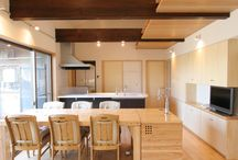igawa-arch/The house filled with natural light and wind