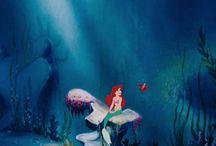 Walt Disney / Little Mermaid