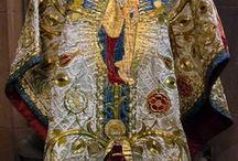 Catholic embroidery