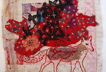 Fiber Art/Textiles/Needlework / by Janis Doukakis