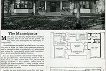 Floorplans: Vintage