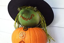 Halloween foods/crafts / by Lorina Fernandez