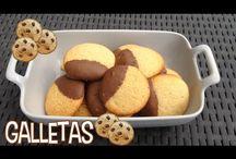 galletas mantequilla  faciles