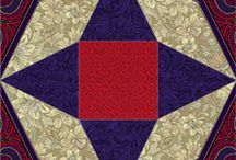 Quilts individual blocks / by Mary Allen