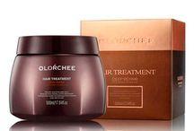 Olorchee / Olorchee - Linha de cosméticos com ingredientes ativo naturais. - Shampoo - Condicionador - Máscara - Creme Recuperador - Removedor de Impurezas - Ampolas