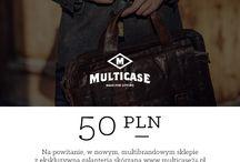 www.multicase24.pl Sklep internetowy multibrandowy / Maj 2015 Start nowego sklepu internetowego Multicase24.pl Zapraszamy na zakupy!
