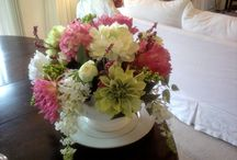 Flower arrangements / Things I would like to create.  / by Lori Liebler