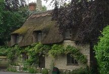 Country homes and villages