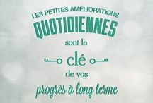 Citations que j'adore / quotes