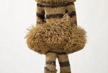 Pende Figure in Dance Costume (Munganji)