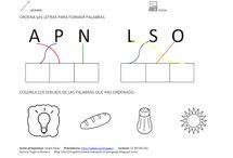 COMPRENSIÓN ORAL Y ESCRITA / Aquí podéis encontrar una serie de ejercicios para trabajar la comprensión oral y escrita
