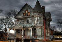 Beautiful forgotten houses