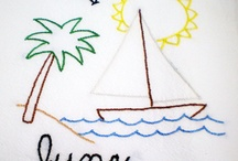 Embroidery ideas & creations