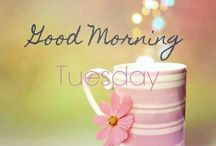 Morning beautiful!☕