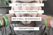 Jack Septic Eye