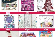 Christmas / Christmas wrapping, decorations, gift ideas, good and more festive favourites.