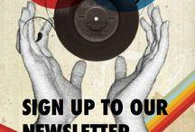 Vinyl Records / All about vinyl records.