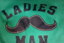 MANLY MUSTACHES