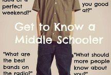 Middle School (Gr 6-8)