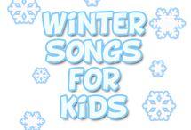 ECE - winter songs