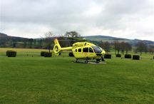 Launch of the Yorkshire Air Ambulance, Airbus H145, at the Devonshire Arms Hotel & Spa, 18/01/2016