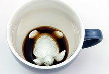 Ceramic Mugs Turtle