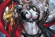 Lady death / Comic