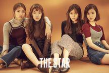 GFriend + The Star