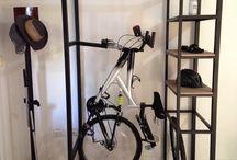 bicicletas / Muebles para el cuidado de tu bicicleta