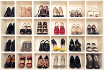 Shoe Rack / by Marliane Reeves