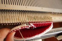 knitting machine patterns