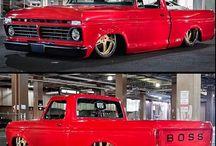 hot rod car
