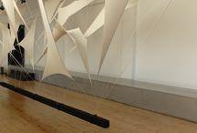 BALANCE BEAM, Jens J. Meyer / Personale di Jens J. Meyer che ha inaugurato il nuovo SPAZIO ARTE&ARTE.