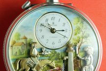 Clocks and watches of beauty