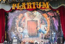 Freak Theatre  Party by Plaruim