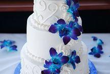 My Royal Blue Wedding