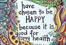 Wellness / Wellness is all-around good health & happiness. Come to this board to get happy! :)