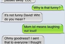 The 30 Most Funny Text Messages Between kids and their parents
