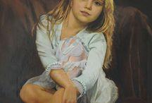 en los cuadros..vida / pintores, cuadros, imágenes bellas