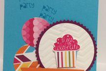 カップケーキ・パーティー