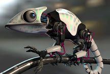 Cyber Life / Robos, Cyborgs, Machines...